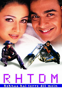 Watch Rehnaa Hai Terre Dil Mein full movie Online - Eros Now