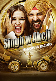 Singh Is Bliing - Polish
