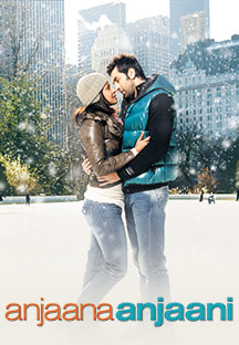 Watch Anjaana Anjaani full movie Online - Eros Now