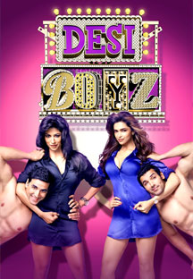 Watch Desi Boyz full movie Online - Eros Now
