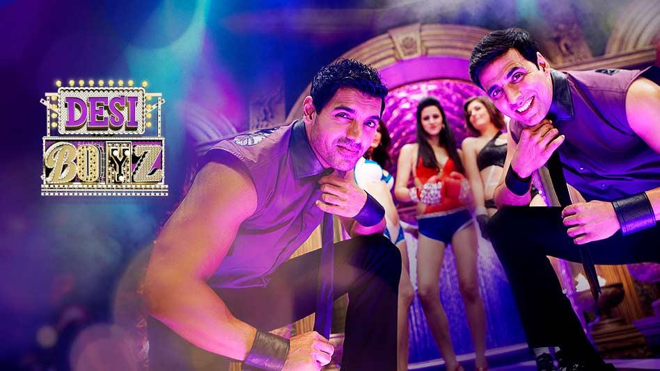 Watch Desi Boyz full movie Online - Eros Now