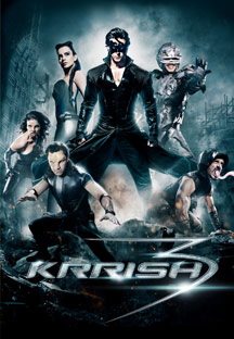 Watch Krrish 3 full movie Online - Eros Now