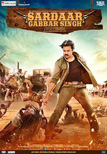 Watch Sardaar Gabbar Singh full movie Online - Eros Now