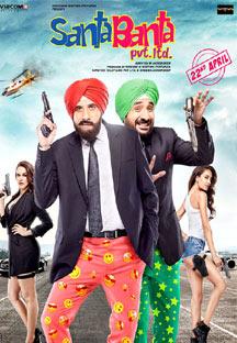 Watch Santa Banta Pvt. Ltd full movie Online - Eros Now
