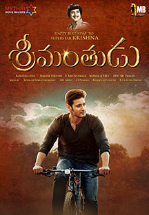 Watch Srimanthudu - Telugu full movie Online - Eros Now