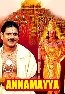 Watch Annamayya full movie Online - Eros Now
