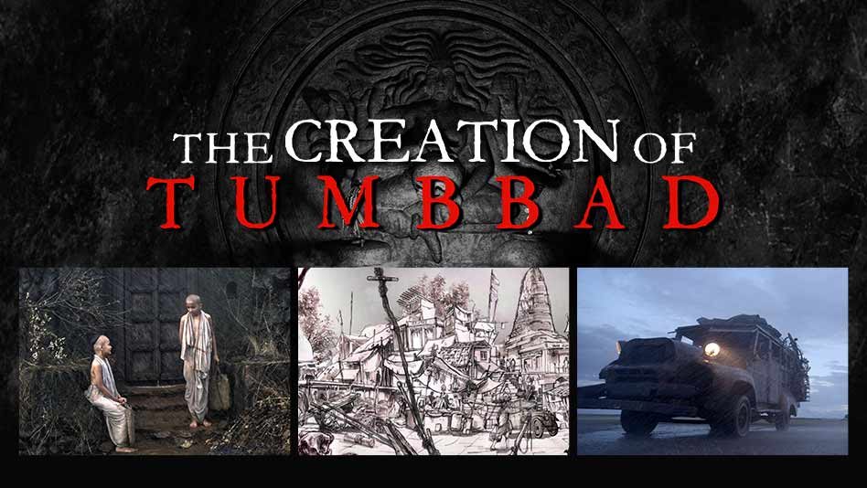 The Creation of Tumbbad