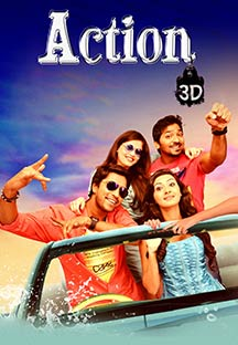 Watch Action 3D full movie Online - Eros Now