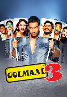 Watch Golmaal 3 - Polish full movie Online - Eros Now