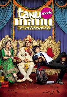Watch Tanu Weds Manu Returns - Swahili full movie Online - Eros Now