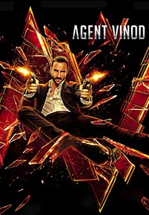 Watch Agent Vinod full movie Online - Eros Now