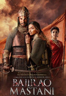 Watch Bajirao Mastani full movie Online - Eros Now