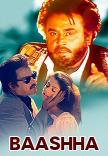 Watch Baashha full movie Online - Eros Now