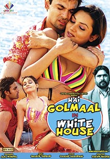 Watch Hai Golmaal In White House full movie Online - Eros Now