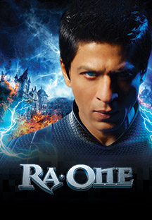 Watch Ra.One - Polish full movie Online - Eros Now