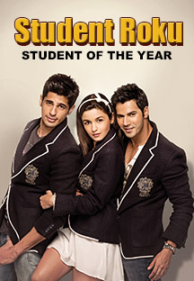 Watch Student of the Year - Polish full movie Online - Eros Now