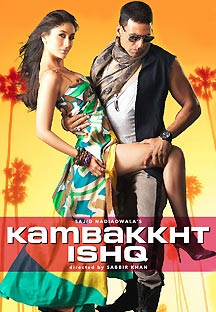 Watch Kambakkht Ishq full movie Online - Eros Now