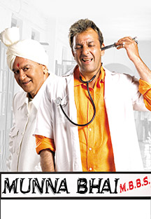 Watch Munna Bhai M.B.B.S full movie Online - Eros Now
