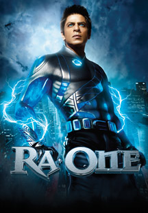 Watch Ra.One full movie Online - Eros Now