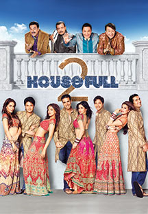 Watch Housefull 2 full movie Online - Eros Now