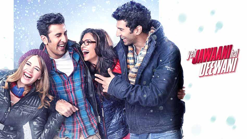 Yeh Jawaani Hai Deewani   Watch Full Movie Online   Eros Now