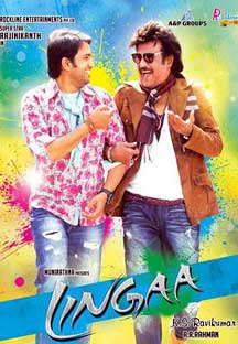 Watch Lingaa full movie Online - Eros Now