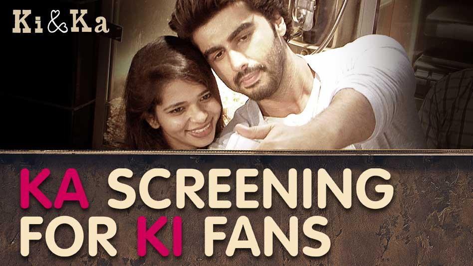 Ka Screening For Ki Fans