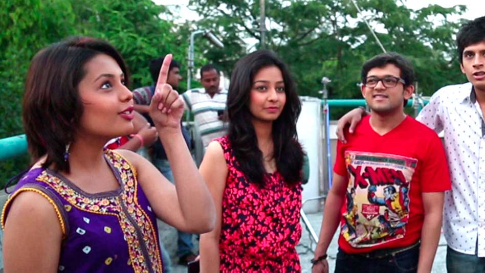 Making of the Character 'Aastha'