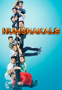 Watch Humshakals full movie Online - Eros Now