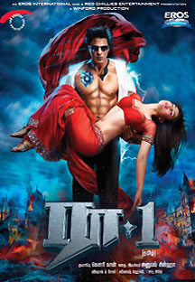 Watch Ra.One - Tamil full movie Online - Eros Now