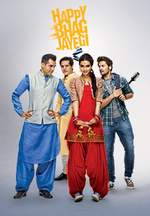 Watch Happy Bhag Jayegi full movie Online - Eros Now