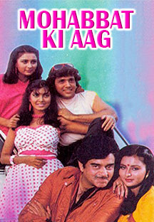 Watch Mohabbat Ki Aag full movie Online - Eros Now
