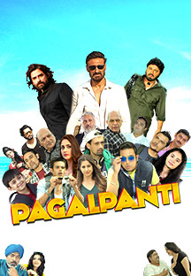 Watch Pagalpanti full movie Online - Eros Now