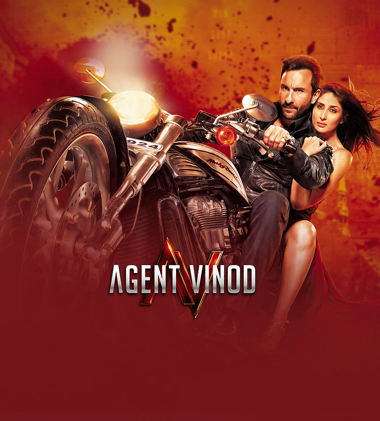 Watch Agent Vinod - Polish full movie Online - Eros Now