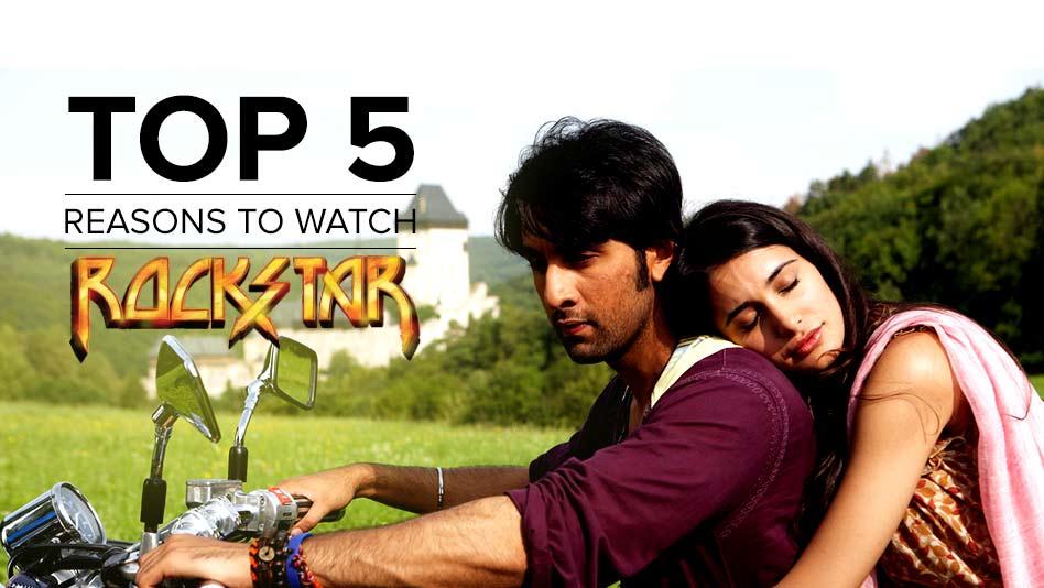 Top 5 Reasons to Watch Rockstar