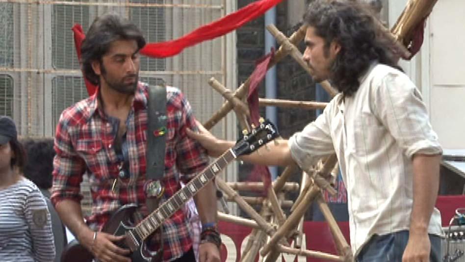 Making Of Sadda Haq Song
