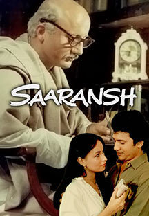 Watch Saaransh full movie Online - Eros Now