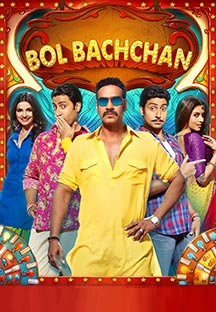 Watch Bol Bachchan full movie Online - Eros Now