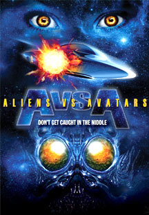 Watch Aliens vs Avatars full movie Online - Eros Now