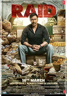 Watch Raid full movie Online - Eros Now