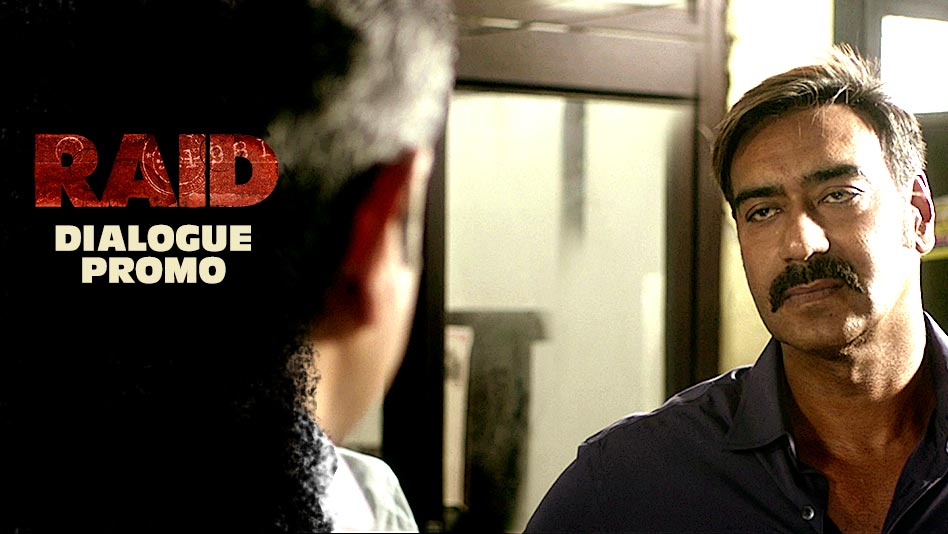 Ajay Devgn declares war against tax evasion (Dialogue Promo 1)
