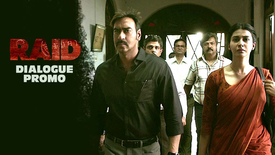 Can Ajay Devgn unearth  420 crores ? (Dialogue Promo 3)