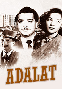 Watch Adalat full movie Online - Eros Now