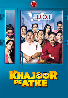 Watch Khajoor Pe Atke full movie Online - Eros Now