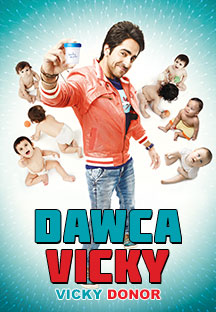 Watch Vicky Donor - Polish full movie Online - Eros Now