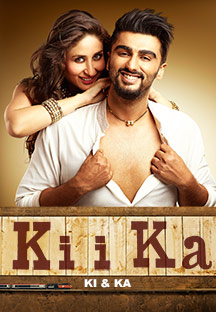 Watch Ki & Ka - Polish full movie Online - Eros Now