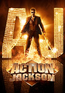 Watch Action Jackson - Polish full movie Online - Eros Now