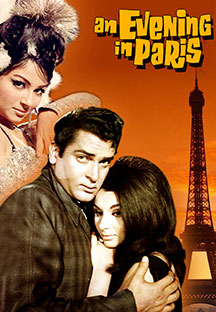 Watch An Evening In Paris full movie Online - Eros Now