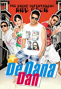 Watch De Dana Dan full movie Online - Eros Now