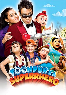 Watch Toonpur Ka Superrhero full movie Online - Eros Now
